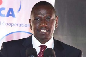 Cover photo for Deputy President William Ruto Says Ban on GMOs to Be Lifted in Two Months