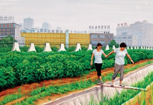 Cover photo for China's GMO Stockpile