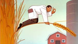 Cover photo for CRISPR Is Going To Revolutionize Our Food System—And Start A New War Over GMOs